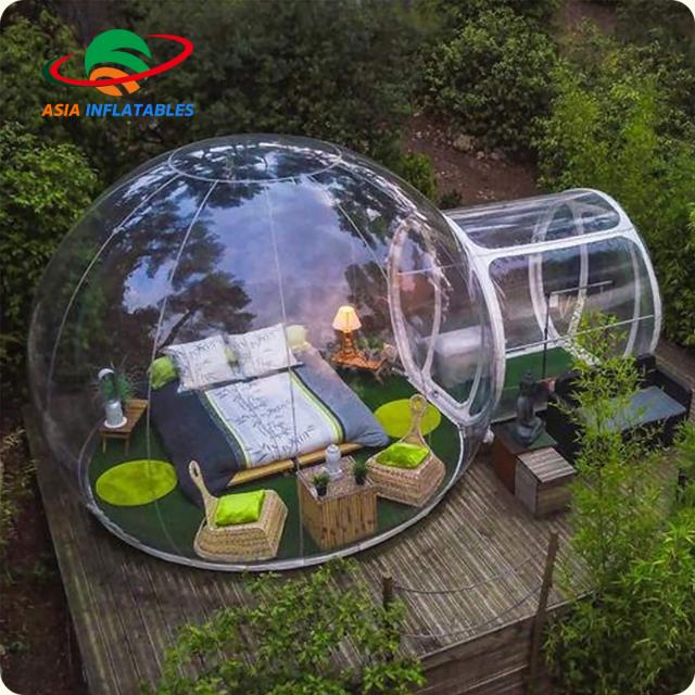 Die Neueste Sensation Der Sterne Gazer Blase Kabinen Transparent Aufblasbaren Aufblasbare Zelte Camping Blasen Buy Aufblasbare Klare Kuppel