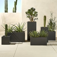 Cheap Corten Steel Vertical Garden Large Flower Pots & Planters