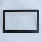 Smart screen printing glass touch screen protector tempered glass panels