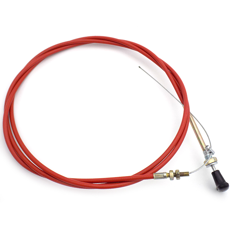 Parking Brake Cable for PVC Coating Throttle Controls Cables