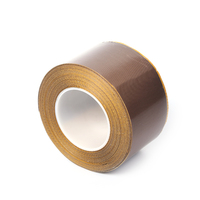 low energy consumption Excellent thermal stability heat resisitance fiberglass fabric ptfe tape