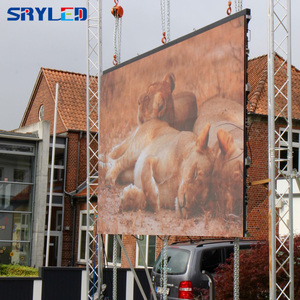 Concert Stage Wedding Background P3.9 Outdoor Led Display Screen Price