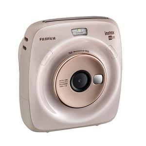 Instax Square SQ20 - Instant Film Camera - Beige & Black