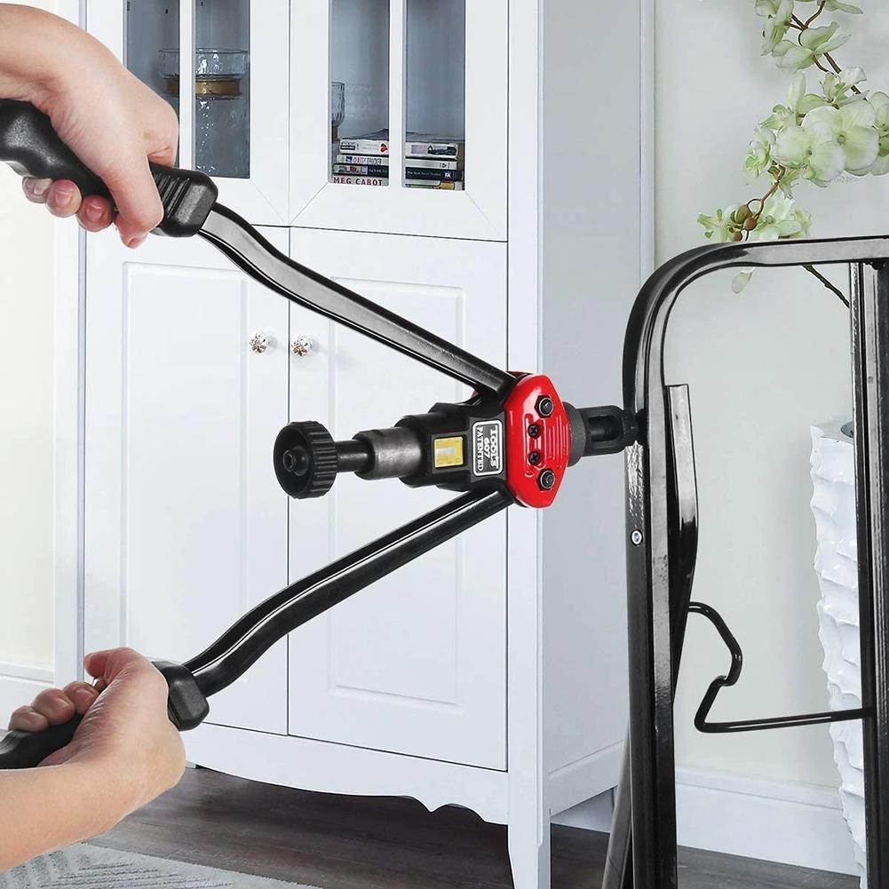 Werkzeuge Syfinee Easy Automatic Rivet Tool Set Manual Riveting ...