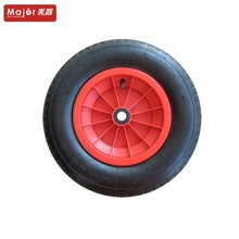 12-Zoll-Hersteller Mobility Scooter Rubber Semi-Pneumatic Agricultural Wheel für Rasenmäher