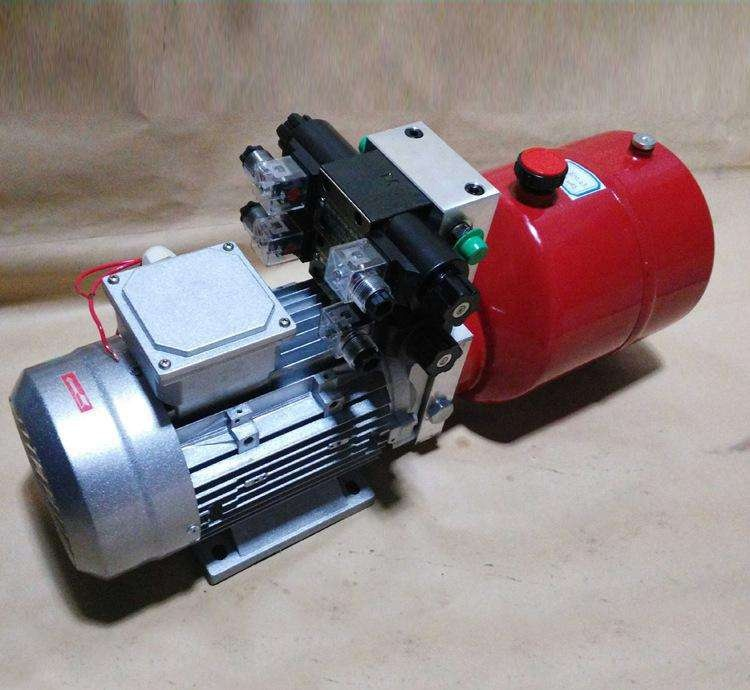 China supplier Sanitation garbage truck hydraulic power unit Welcome to consult