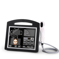 2020 New version 4D HFU with 12 lines 20000 shots 3D hifu face skin tightening body slimming machine