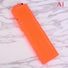 Пластик ABS 18 Перезагрузка круглый зажим Замена пластиковый игрушечный пистолет Мягкая Пуля зажим для пистолета(Китай)