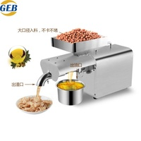 Malaysia high quality manual small scale sunflower soybean rice bran and neem wood oil press oil expeller machine