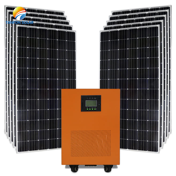 5kw 10kw Solar Panel System Manufacturer Off Grid Solar System Kit 10 Kw Solar System For Philippines Price Buy Off Grid Solar System Kit 10 Kw Solar System 1kw Solar Home Energy System
