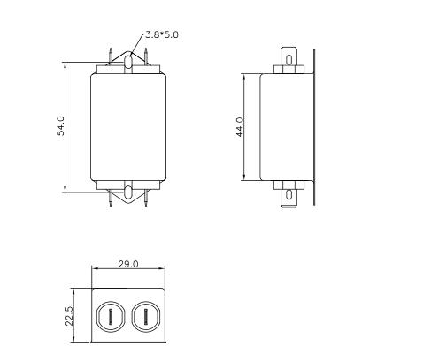 Представление конюшни 1А-10А фильтра РФИ одиночной фазы АК Янбиксин СМПС расклассифицированное настоящее