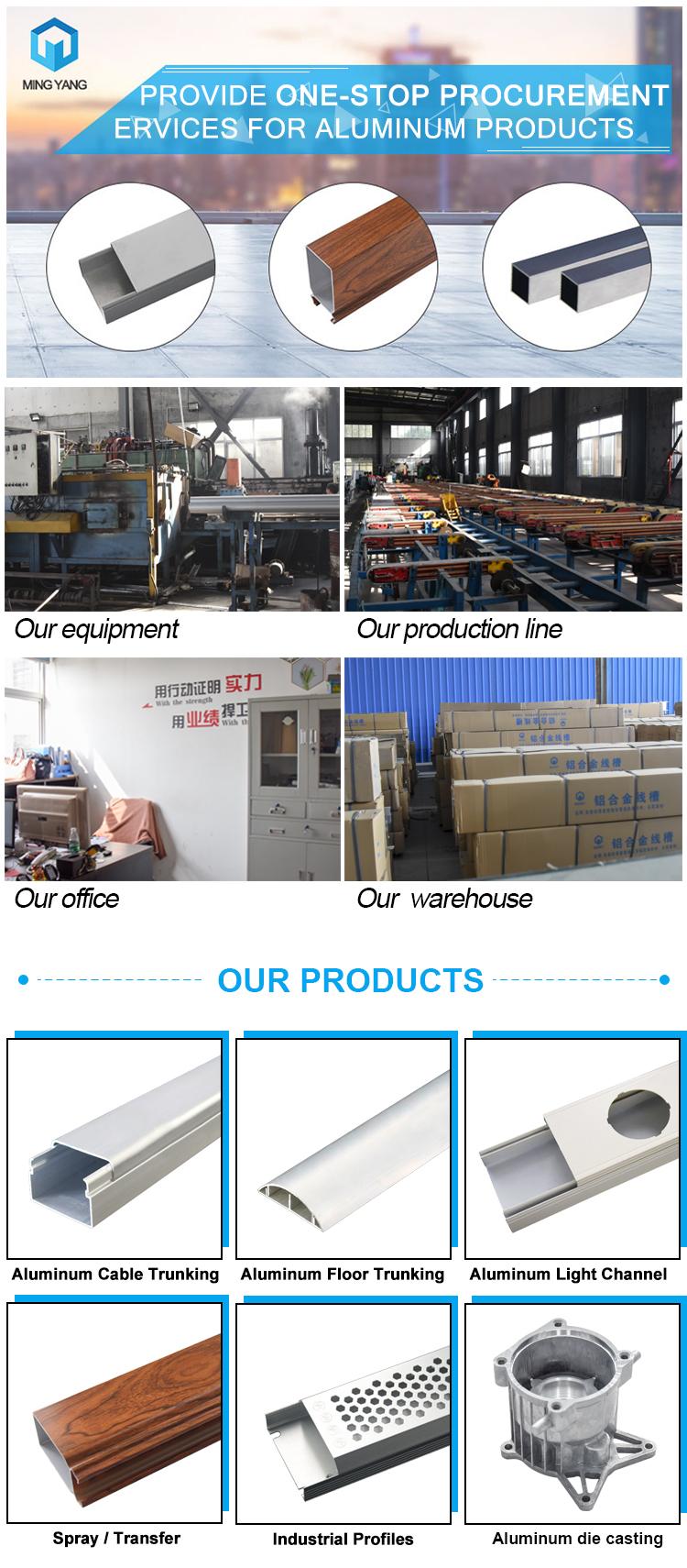 Pabrik Grosir Aluminium Grosir Produk Ekstrusi Aluminium Pengolahan