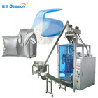 DS-420DZ Automatic weighing detergent powder filling packing machine for washing powder and soap powder packaging
