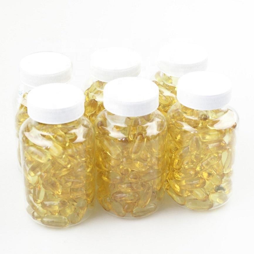 wholesale Hemp seed oil from natural plants CBD soft gel hemp cbd capsule