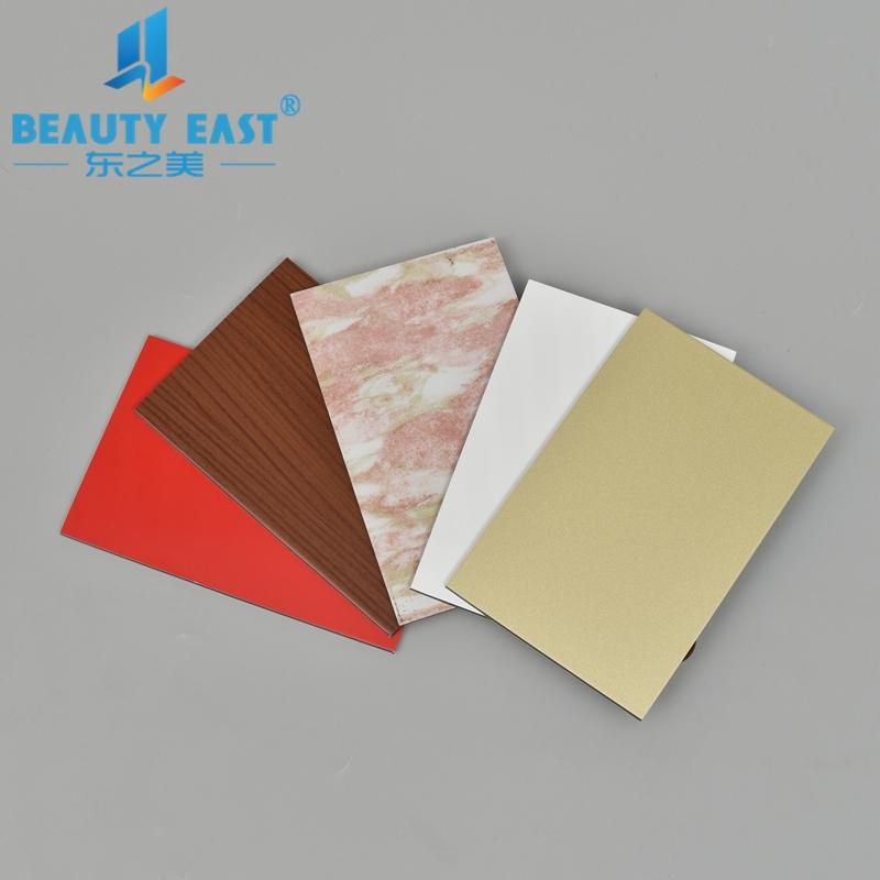 Aluminum Materials Gold Mirror Acp,Gold Mirror Acm - Buy