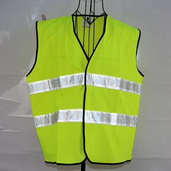 China Supplier Security Reflective Safety Vest With Pocket