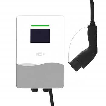 AECharger  7KW home charge AC EV charger with screen support mobile app Charging Station  Wholesale