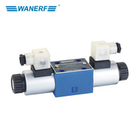 4WE6 series Electromagnetic Rexroth 4WE6H61/EG24N9K4 hydraulics solenoid coil directional control valve