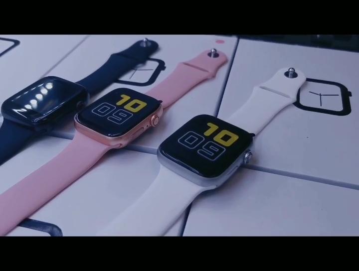 X6 Tfit Application Montre Intelligente Hommes Femmes Soutien Appel Bluetooth Changer L'INTERFACE UTILISATEUR Réel Fréquence Cardiaque Podomètre Smartwatch PK Watch Series 5