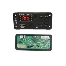 JK6893 5V USB audio mp3 decoder board circuit module fabrikant, home theater mp3 player speaker radio FM pcb