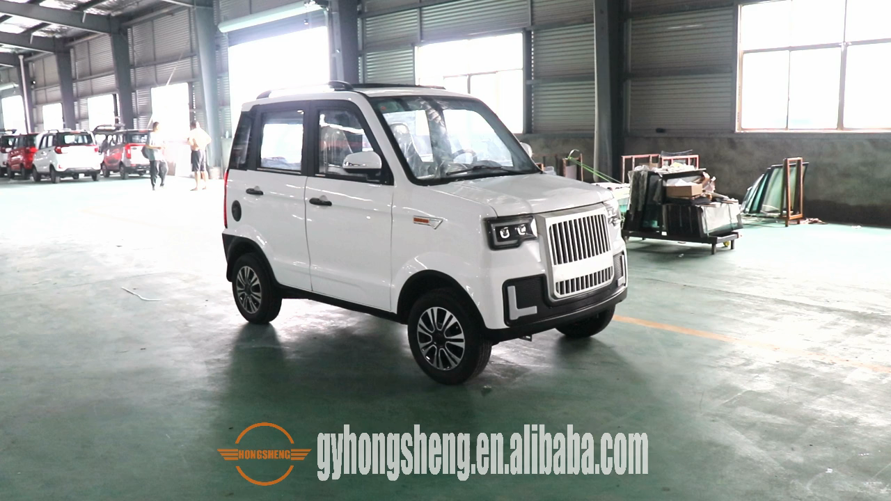 adult electric car with silent motor electric SUV with Lithium battery