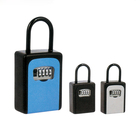 Outdoor Safe Key Lock Box 4 numbers metal combination key box wall