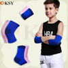 One Set Soft Knee And Elbow Pads for Kids