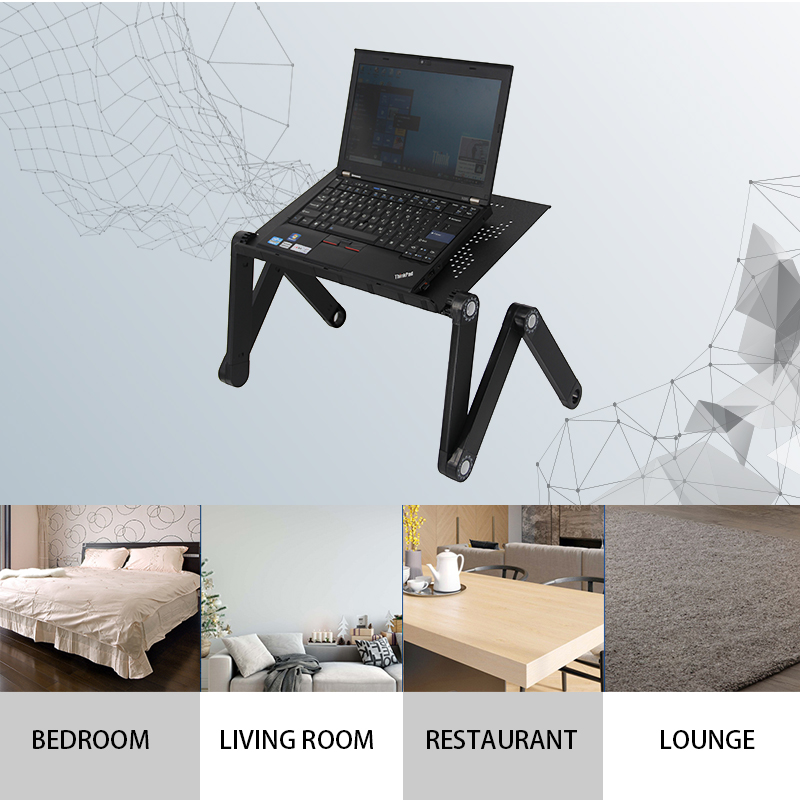 Brand New Universal Folding Laptop Stand For Bed