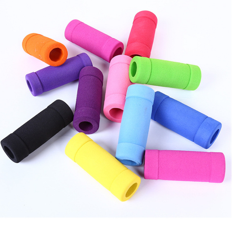 NBR rubber foam tube sports fitness equipment hand handle cover non-slip rubber foam tube