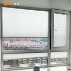 QIDA Customized transparent window screen blinds honeycomb blinds for the living room