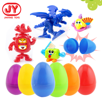 2020 Amazon Hot Sale Plastic Surprise Egg Capsule With 100 Different Small Toys Vending Capsule Toys For Kids