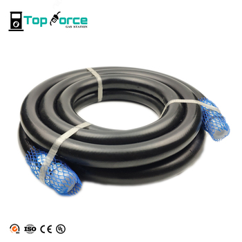 Oil Resistant Rubber Braided Fuel rubber Hose pipe
