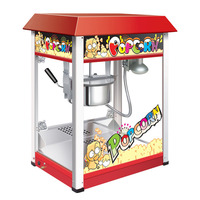 Wholesale Commercial Big Hot Air Popcorn Maker Machine Gas Operated