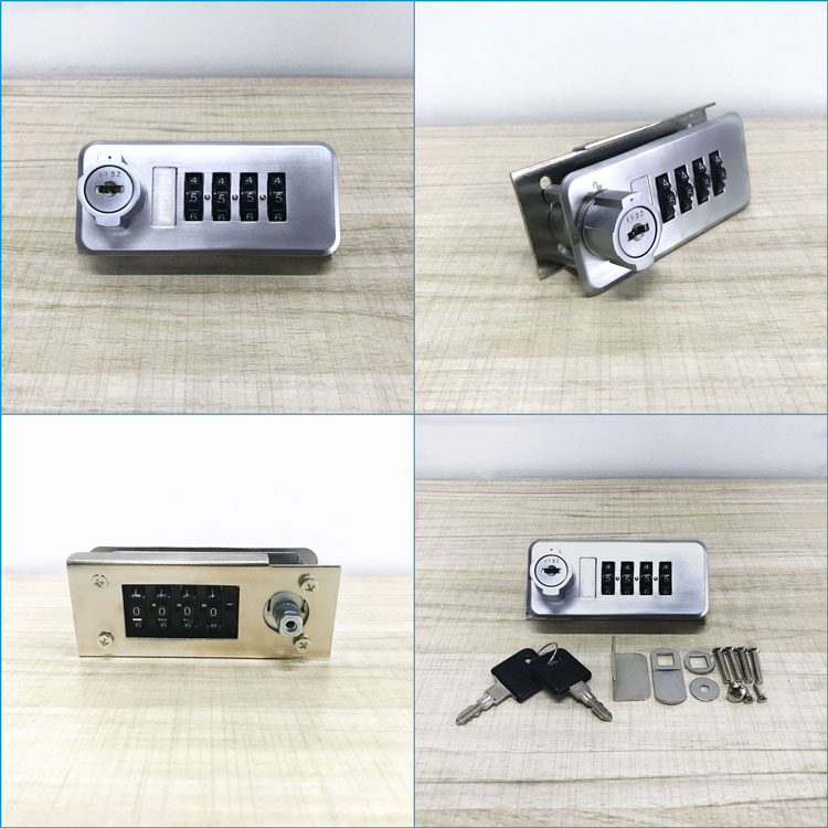 Hot Selling High Quality HPL Locker Cabinet Digital Lock with Master Key