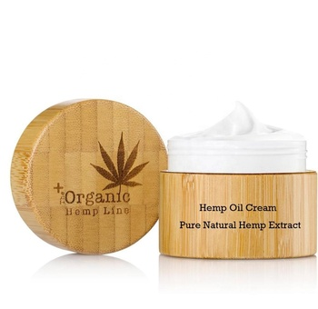 Private Label Body Care Natural Effective Pain Relief Hemp Oil Cream For Skin hemp cream