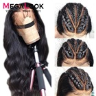 Lace Front Cheap Human Hair Lace Front Wigs Virgin Brazilian Human Hair Lace Front Wigs 100% Real Human Hair Wig