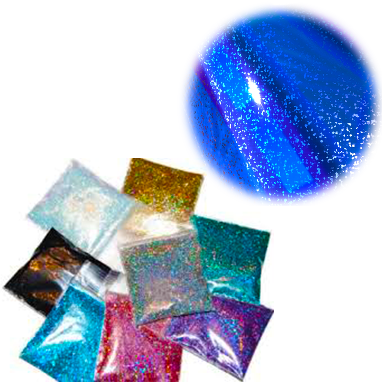 High Quality Bulk Glitter Powder Car Paint Metal Flake