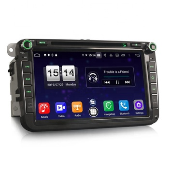 Erisin ES7715V android android car gps radio for VW SEAT SKODA