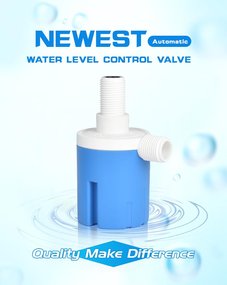 Kaçak seviyesi otomatik kontrol şamandıra valfi topu plastik 12 sistem Juny denetleyici Yuyao su Mini