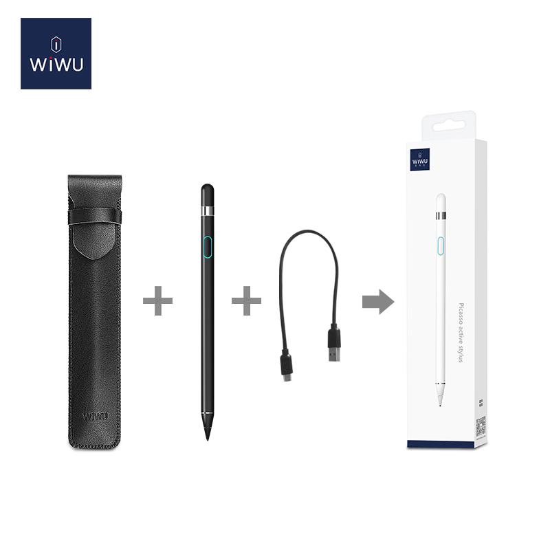 WiWU 苹果安卓通用型电容笔P339 (https://www.wiwu.net.cn/) 手写笔 第1张