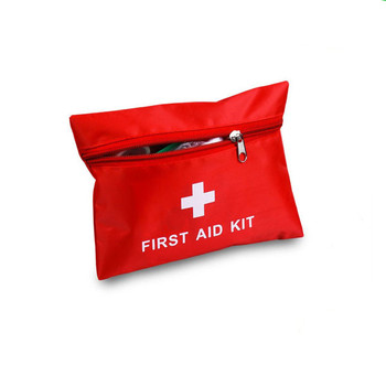 Custom Supplies Multifunctional Home Emergency Medical First Aid Kit Bags Portable Outdoor Waterproof Survival First Aid Kit
