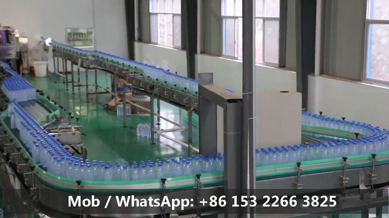 Volledige Automatische Compleet Gebotteld Drinkwater Productielijn/Mineraalwater Vulmachine/Gebotteld Water Making Machine
