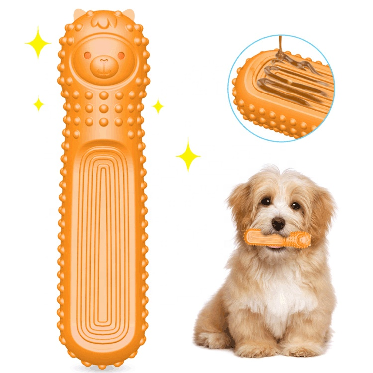 New Design Top Quality Pet Chew Toy Best Indestructible Rubber Dog Toys