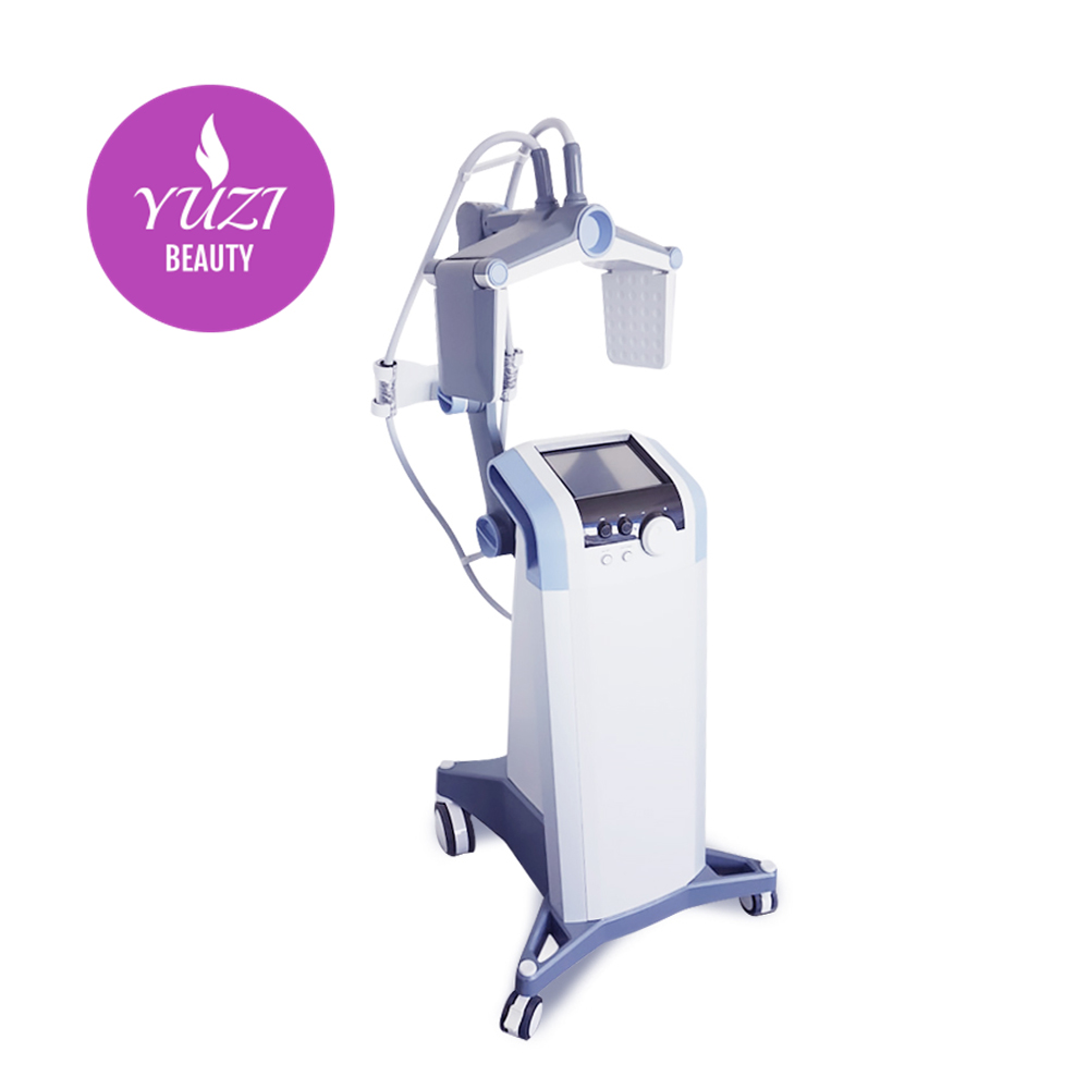 YUZI non-contact Selective RF Technology fat reduction stationary professional body slimming machine