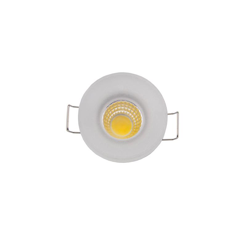 Aluminum Anti-glare cabinet light 3W-