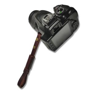 Wholesale Camera with Handmade Pure Kraft Camera Wristband Side Axis Micro Single Camera Dermal Wristband