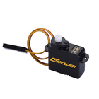 3.7G Miniature Analog Servo for RC Airplane Spare Part Micro Servo Steel Ring Engine Compatible with Futaba/JR RC Car Part