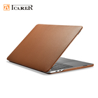 High Quality Real Leather Computer Case Tablet Cover Laptop Sleeve Case For Apple For Mac For Macbook Pro 13 15 inch