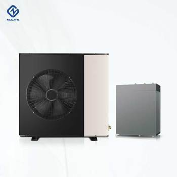 10kw 220v split inverter air to water heat pump air conditioner
