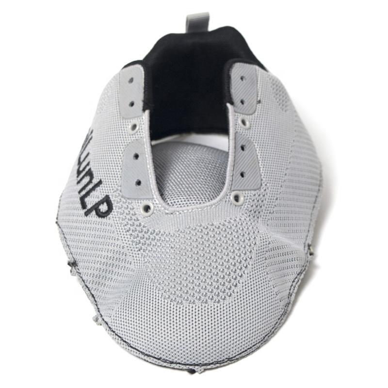 รองเท้ากึ่งสำเร็จรูปผู้ชาย,รองเท้าตาข่ายระบายอากาศได้ดี3Dรองเท้าวิ่งกีฬาส่วนสำหรับผู้หญิง